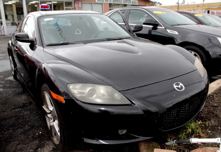 Used Mazda RX-8 4dr Cpe Auto 2004 | Boss Auto Sales. West Babylon, New York