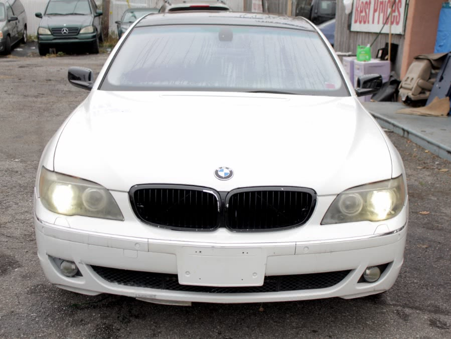 Used BMW 7 Series 750i 4dr Sdn 2006 | Boss Auto Sales. West Babylon, New York