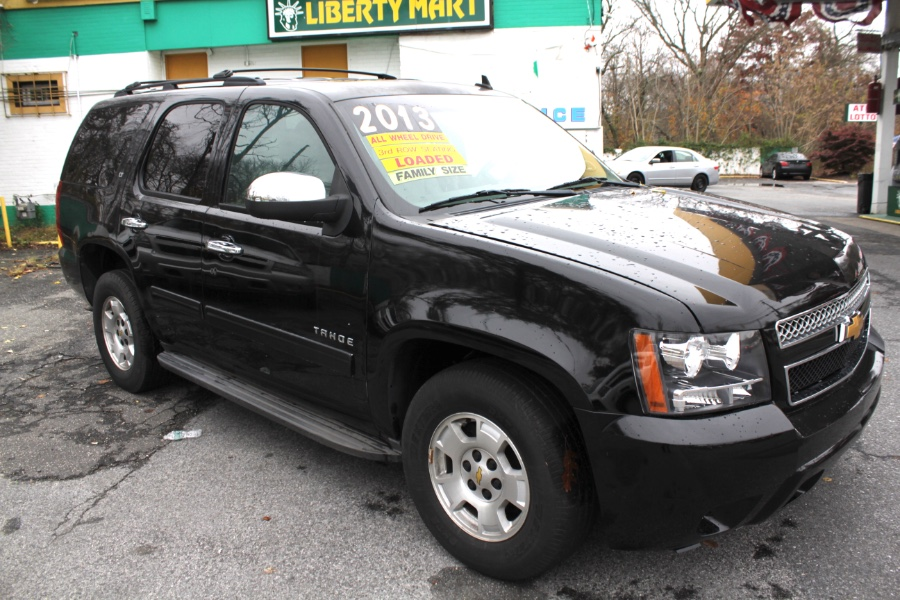 Used Chevrolet Tahoe 2WD 4dr 1500 LT 2013 | Boss Auto Sales. West Babylon, New York