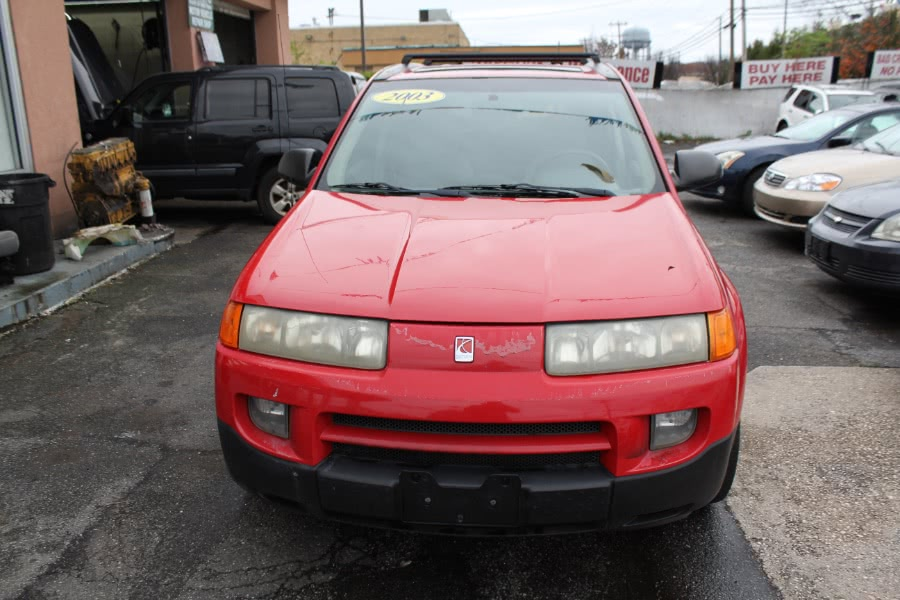 Used Saturn VUE VUE AWD Auto V6 2003 | Boss Auto Sales. West Babylon, New York