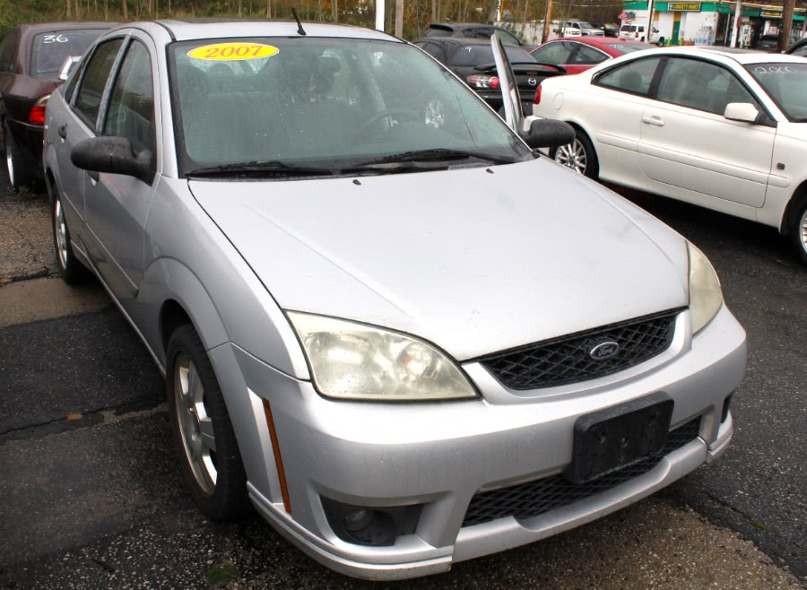 Used Ford Focus 4dr Sdn SE 2007 | Boss Auto Sales. West Babylon, New York