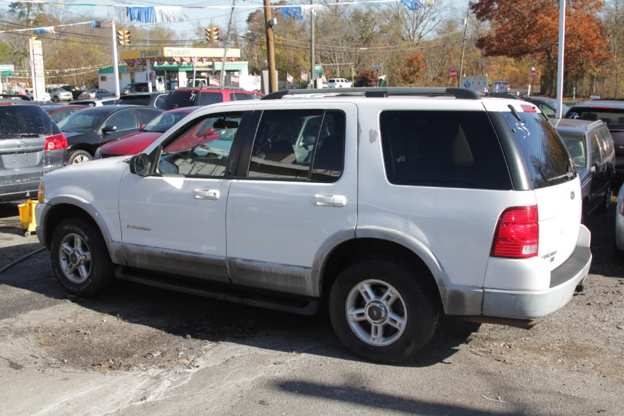 """Used Ford Explorer 4dr 114"""" WB XLT 2002 