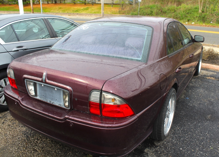 Used Lincoln LS 4dr Sdn V8 Sport 2006 | Boss Auto Sales. West Babylon, New York