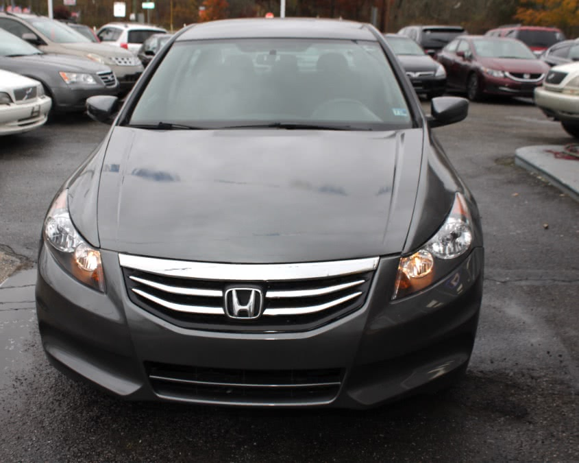 Used Honda Accord Sdn 4dr I4 Auto LX 2012 | Boss Auto Sales. West Babylon, New York