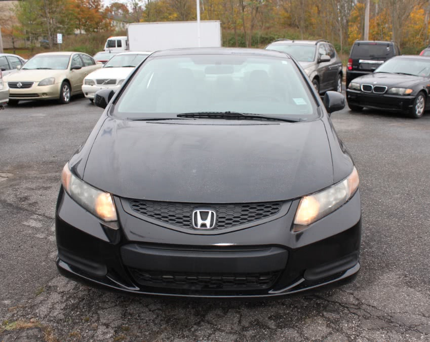 Used 2012 Honda Civic Cpe in West Babylon, New York | Boss Auto Sales. West Babylon, New York