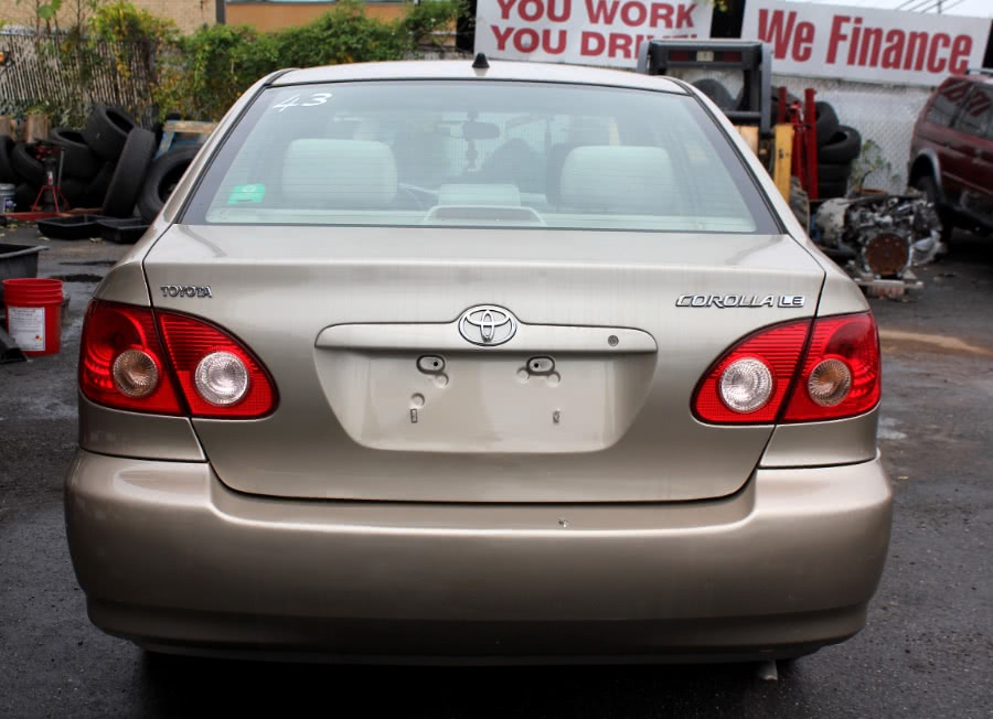 Used 2007 Toyota Corolla in West Babylon, New York | Boss Auto Sales. West Babylon, New York