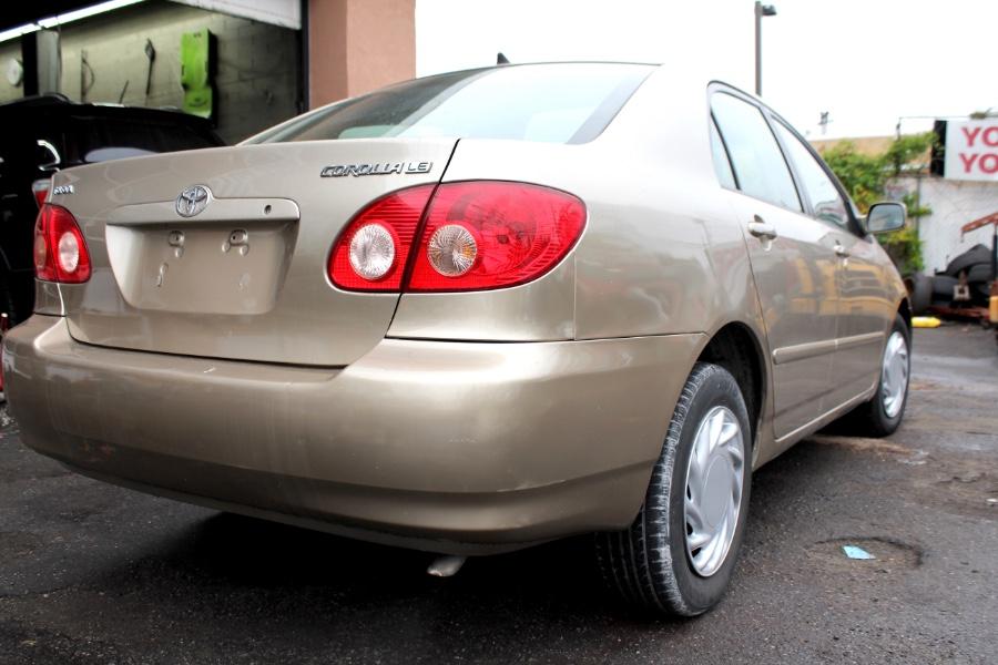Used Toyota Corolla 4dr Sdn Auto S (Natl) 2007 | Boss Auto Sales. West Babylon, New York