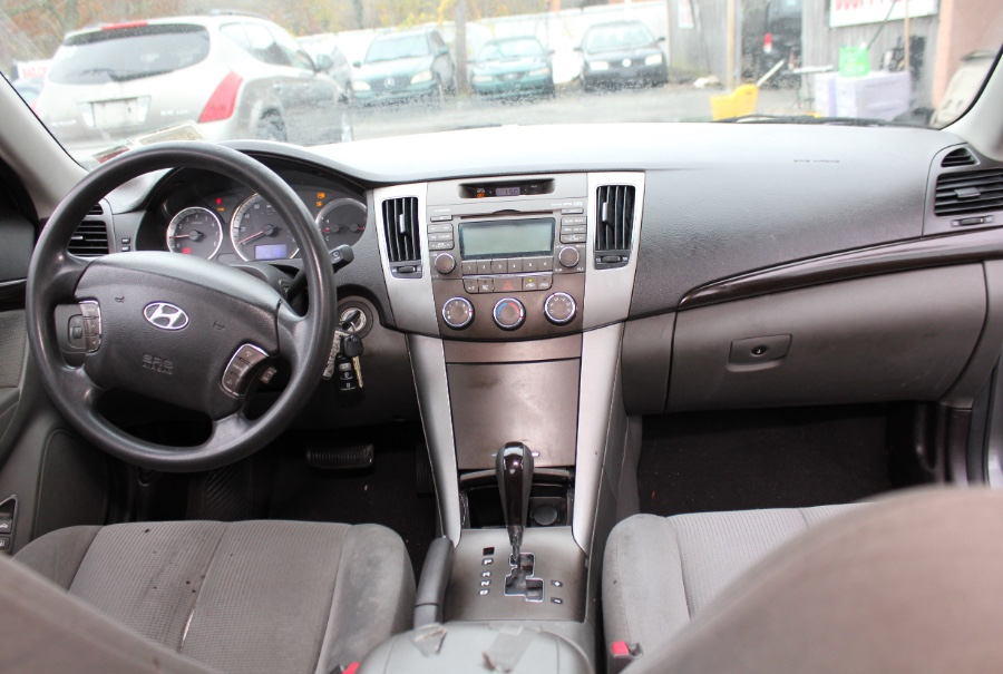 Used Hyundai Sonata 4dr Sdn I4 Auto GLS 2010   Boss Auto Sales. West Babylon, New York