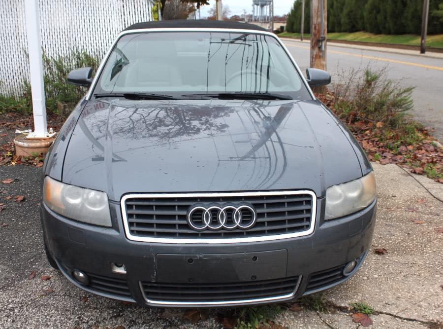 Used 2006 Audi A4 in West Babylon, New York | Boss Auto Sales. West Babylon, New York