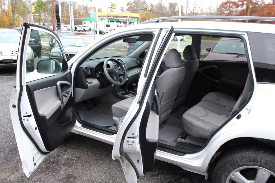 Used Toyota RAV4 4WD 4dr V6 5-Spd AT (Natl) 2008 | Boss Auto Sales. West Babylon, New York