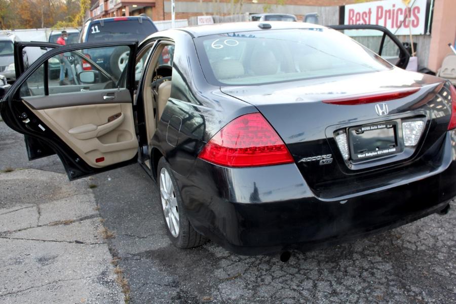 Used Honda Accord Sdn 4dr V6 AT EX-L 2007   Boss Auto Sales. West Babylon, New York