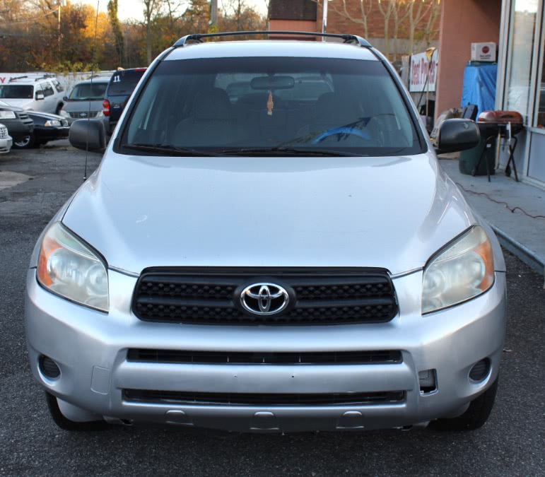 Used Toyota RAV4 FWD 4dr 4-cyl 4-Spd AT (Natl) 2008 | Boss Auto Sales. West Babylon, New York