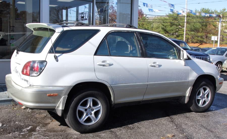 Used Lexus RX 300 4dr SUV 2000 | Boss Auto Sales. West Babylon, New York
