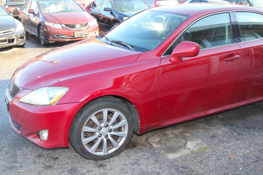 Used Lexus IS 250 4dr Sport Sdn Auto AWD 2008 | Boss Auto Sales. West Babylon, New York