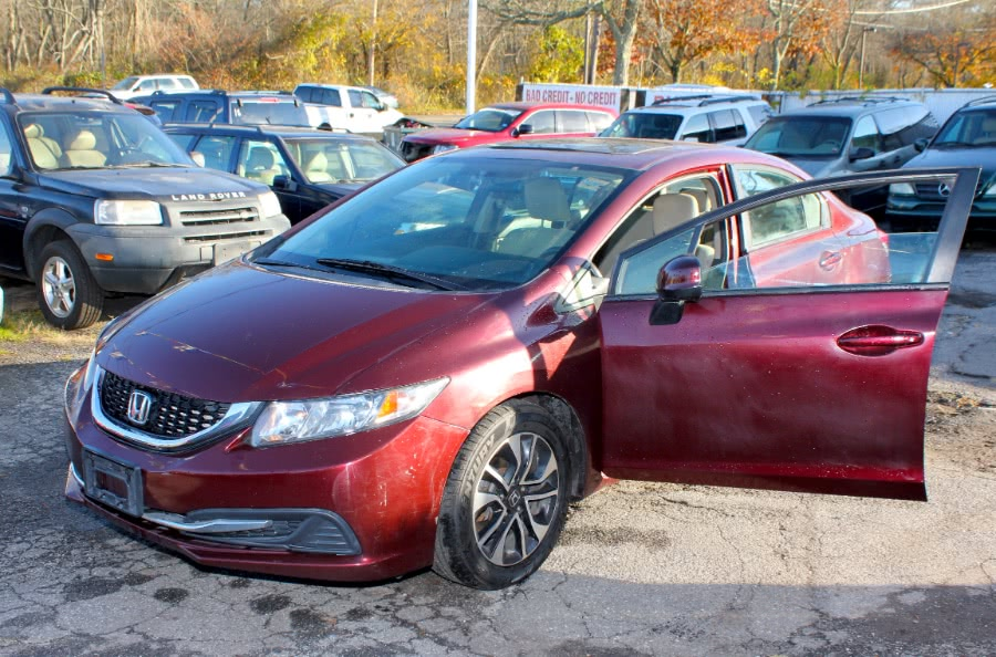 Used 2013 Honda Civic Sdn in West Babylon, New York | Boss Auto Sales. West Babylon, New York