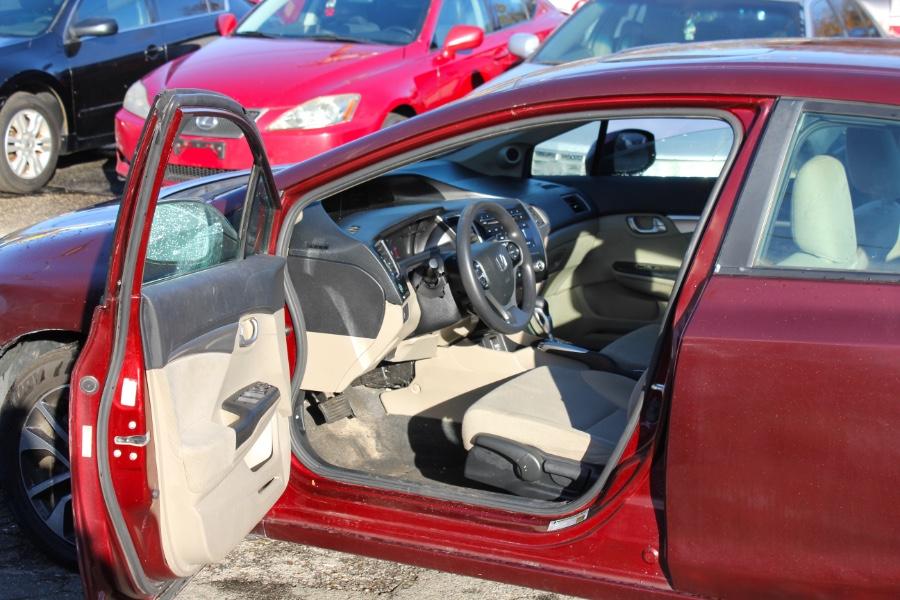 Used Honda Civic Sdn 4dr Auto EX 2013 | Boss Auto Sales. West Babylon, New York