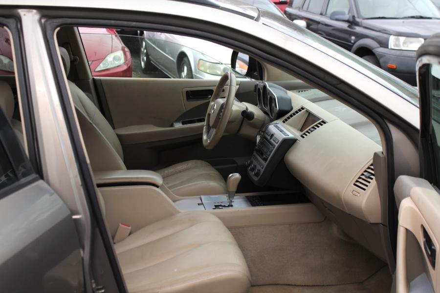 Used Nissan Murano 4dr SL AWD V6 2004   Boss Auto Sales. West Babylon, New York
