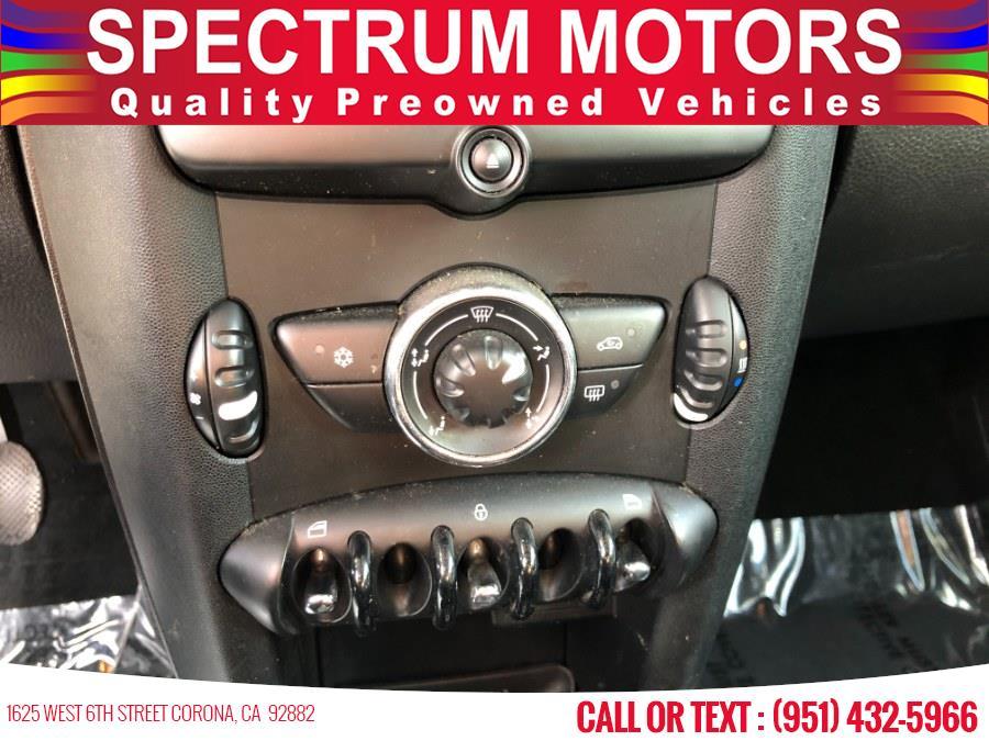 Used MINI Cooper Hardtop 2dr Cpe 2011 | Spectrum Motors. Corona, California