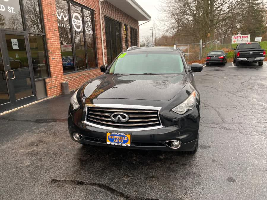Used Infiniti FX37 AWD 4dr Limited Edition 2013 | Newfield Auto Sales. Middletown, Connecticut