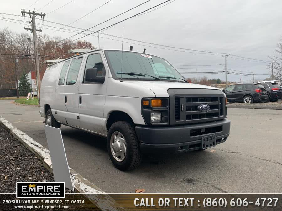 Used 2012 Ford Econoline Cargo Van in S.Windsor, Connecticut | Empire Auto Wholesalers. S.Windsor, Connecticut