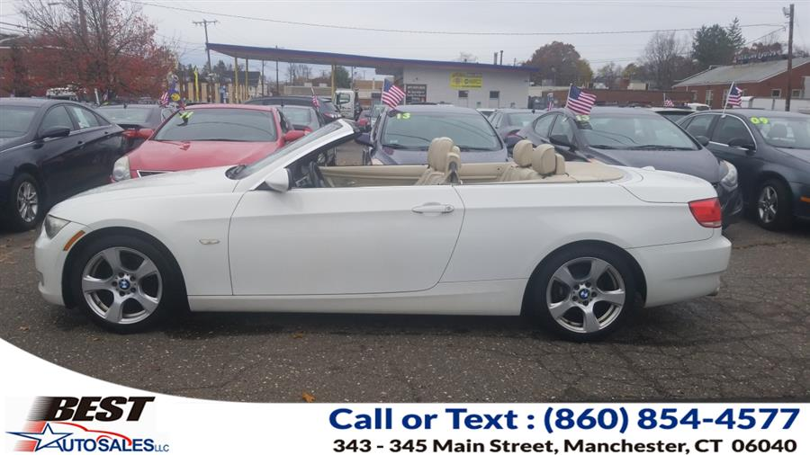 Used BMW 3 Series 2dr Conv 328i SULEV 2009   Best Auto Sales LLC. Manchester, Connecticut