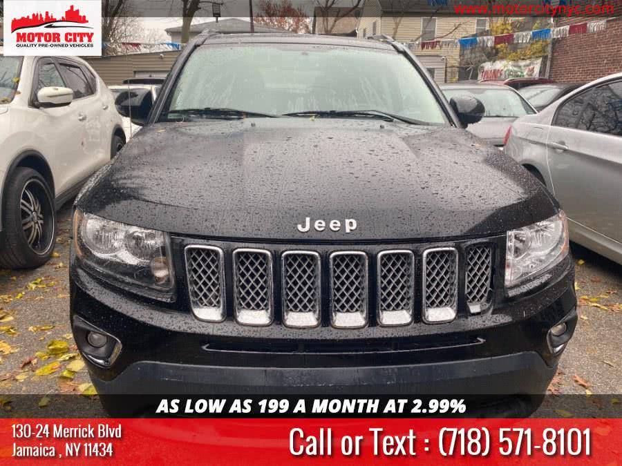 Used 2017 Jeep Compass in Jamaica, New York | Motor City. Jamaica, New York