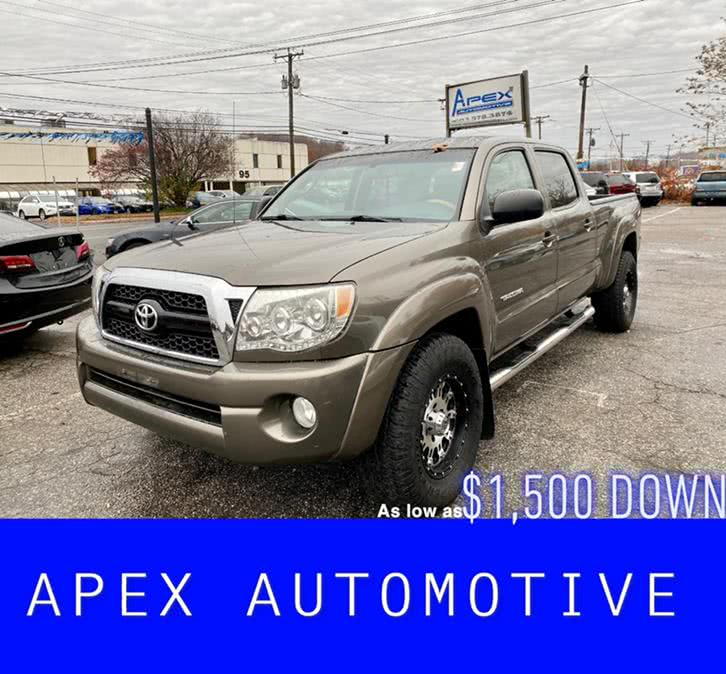 Used 2011 Toyota Tacoma in Waterbury, Connecticut | Apex  Automotive. Waterbury, Connecticut