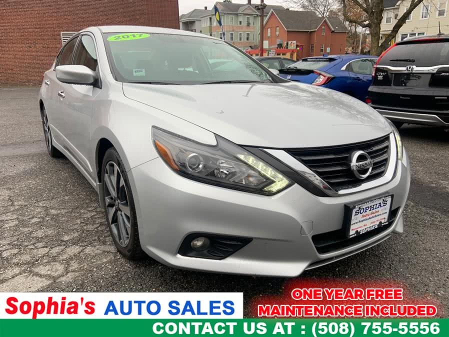 Used 2017 Nissan Altima in Worcester, Massachusetts | Sophia's Auto Sales Inc. Worcester, Massachusetts