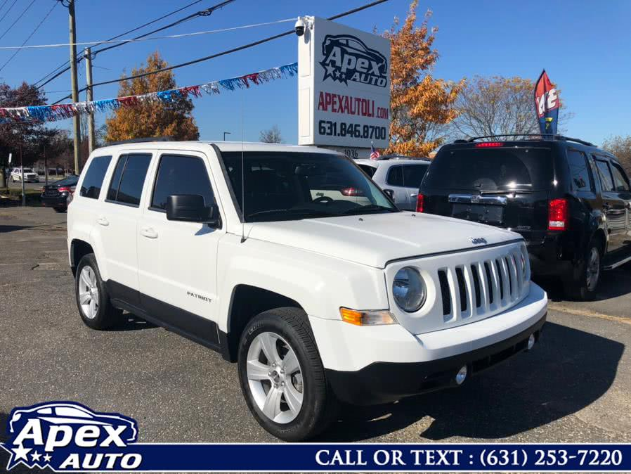 Used 2015 Jeep Patriot in Selden, New York | Apex Auto. Selden, New York