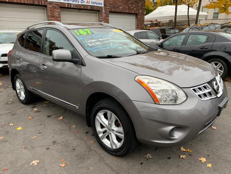 Used Nissan Rogue AWD 4dr S 2012   Central Auto Sales & Service. New Britain, Connecticut