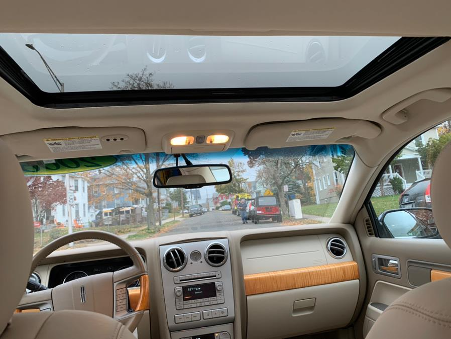 Used Lincoln Zephyr 4dr Sdn 2006   Central Auto Sales & Service. New Britain, Connecticut