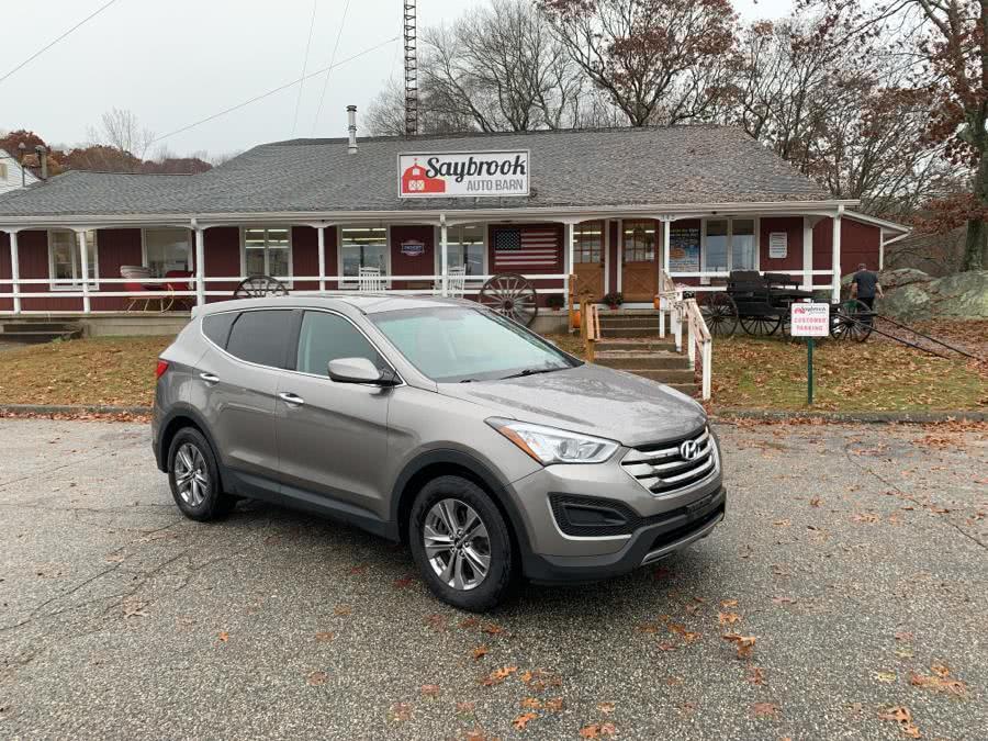 Used 2016 Hyundai Santa Fe Sport in Old Saybrook, Connecticut   Saybrook Auto Barn. Old Saybrook, Connecticut