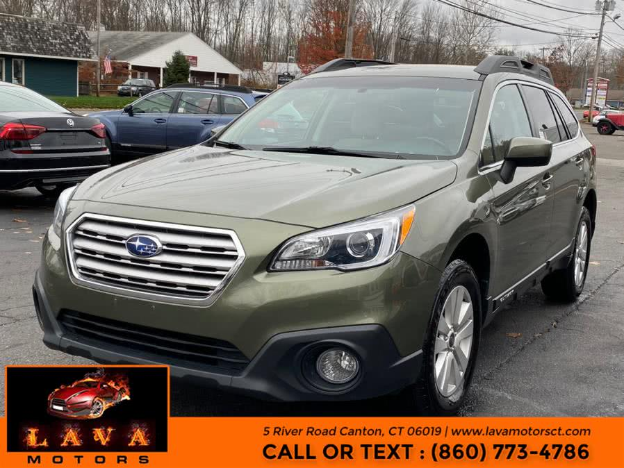 Used 2017 Subaru Outback in Canton, Connecticut | Lava Motors. Canton, Connecticut