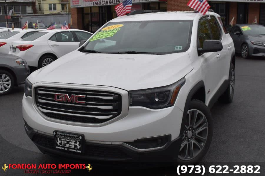 Used 2017 GMC Acadia in Irvington, New Jersey | Foreign Auto Imports. Irvington, New Jersey