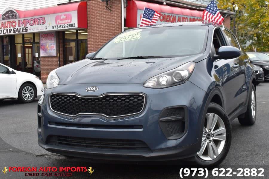 Used 2019 Kia Sportage in Irvington, New Jersey | Foreign Auto Imports. Irvington, New Jersey