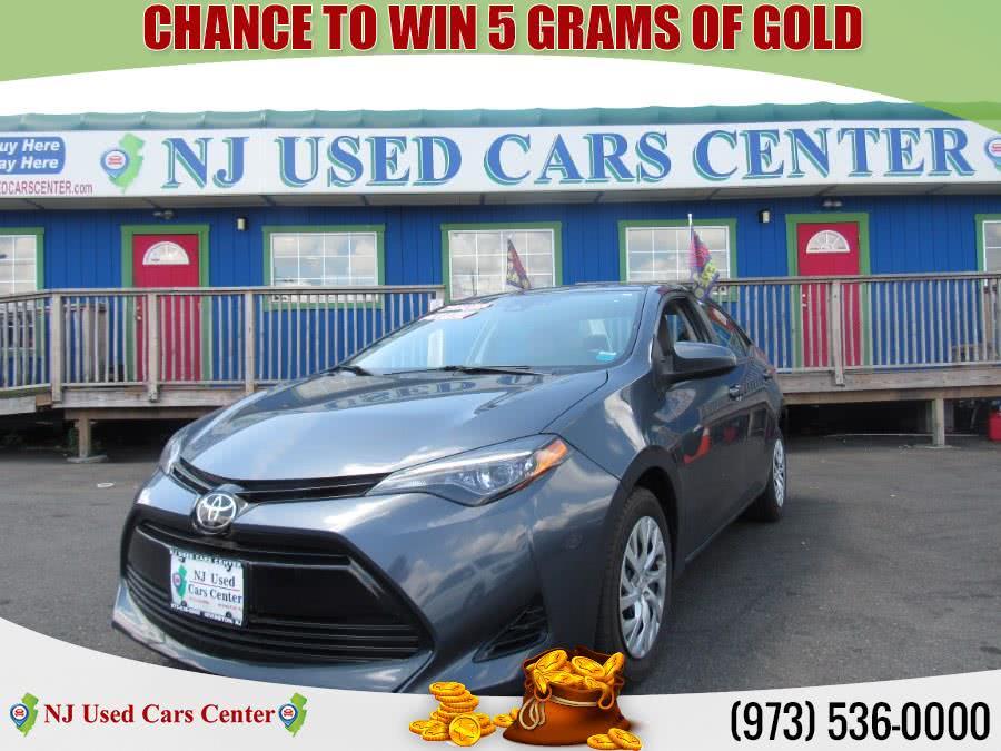 Used 2019 Toyota Corolla in Irvington, New Jersey | NJ Used Cars Center. Irvington, New Jersey