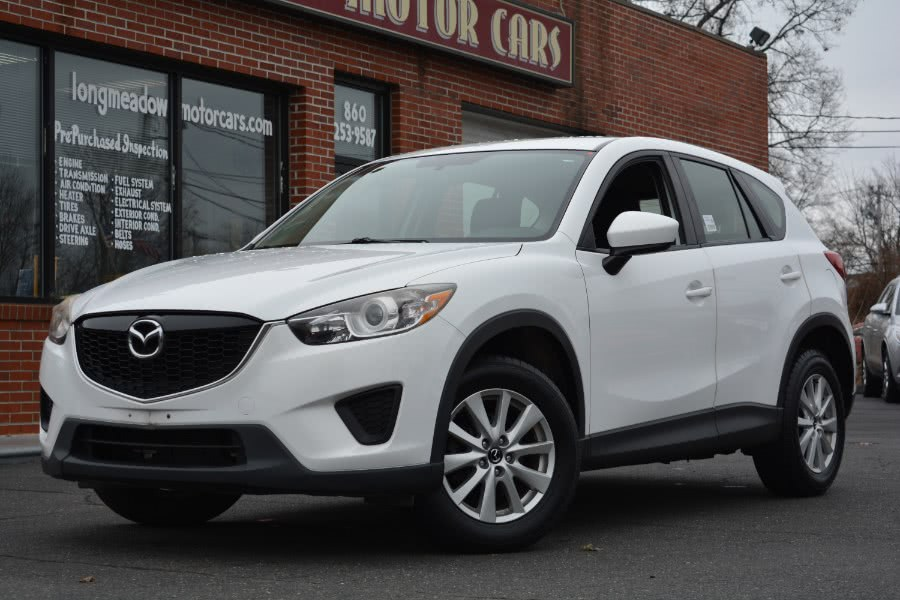 Used 2013 Mazda CX-5 in ENFIELD, Connecticut | Longmeadow Motor Cars. ENFIELD, Connecticut