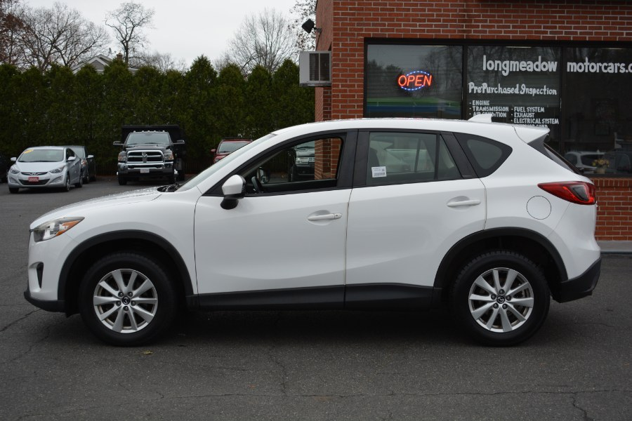 Used Mazda CX-5 AWD 4dr Auto Sport 2013 | Longmeadow Motor Cars. ENFIELD, Connecticut