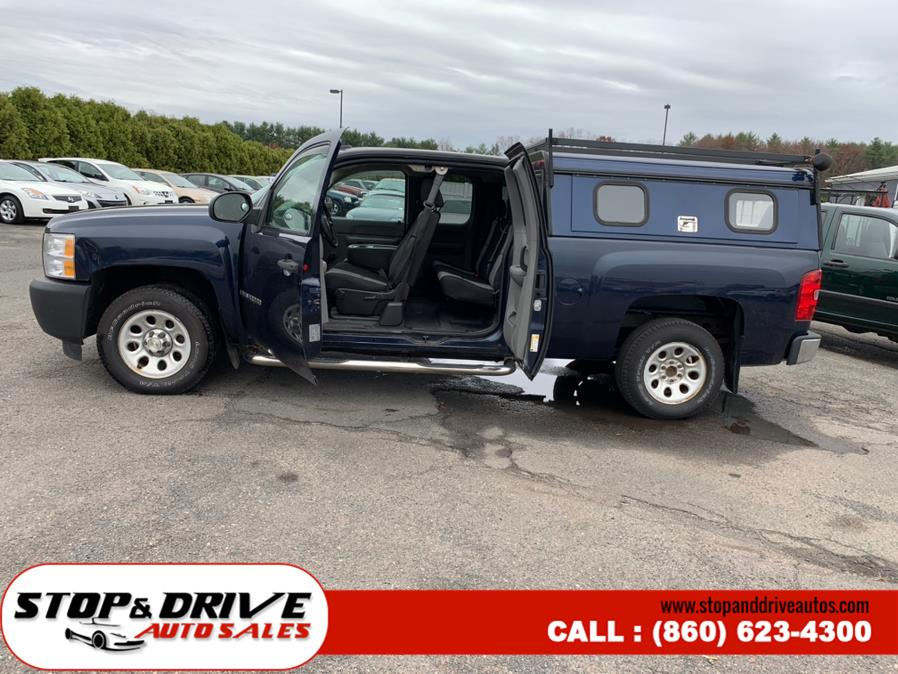 """Used Chevrolet Silverado 1500 2WD Ext Cab 143.5"""" Work Truck 2007 