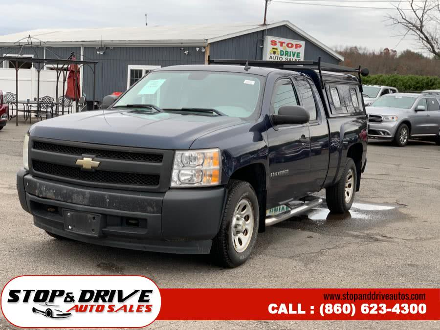 Used 2007 Chevrolet Silverado 1500 in East Windsor, Connecticut | Stop & Drive Auto Sales. East Windsor, Connecticut