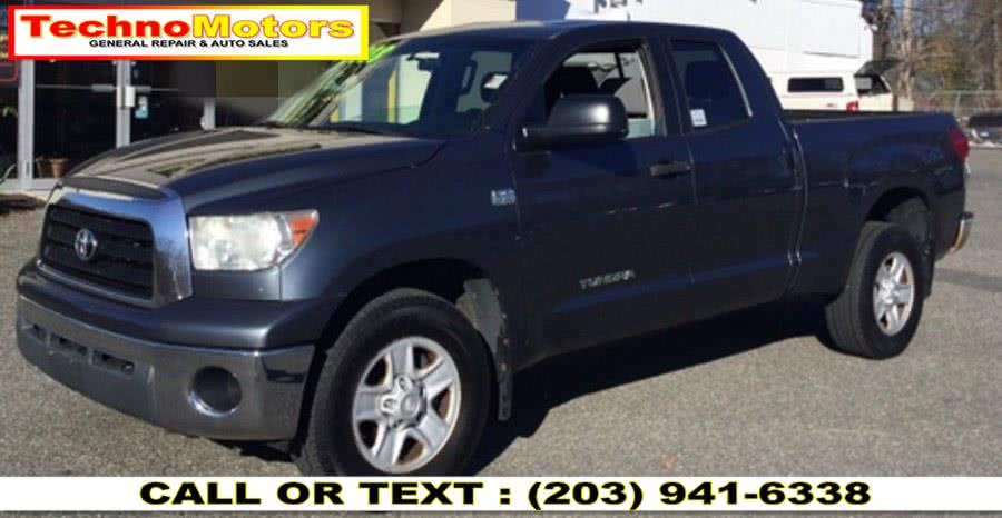 Used 2008 Toyota Tundra 4WD Truck in Danbury , Connecticut | Techno Motors . Danbury , Connecticut