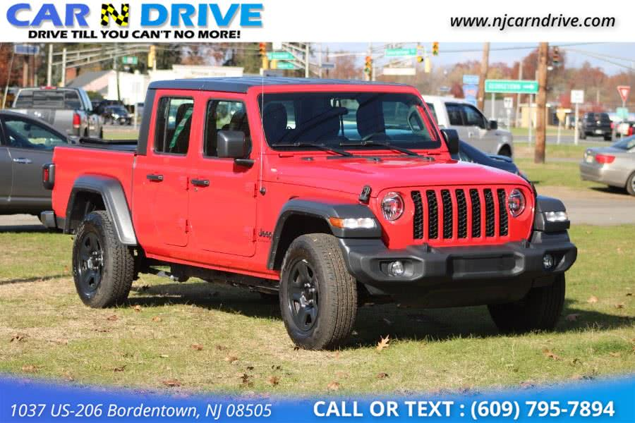 Used 2020 Jeep Gladiator in Bordentown, New Jersey | Car N Drive. Bordentown, New Jersey