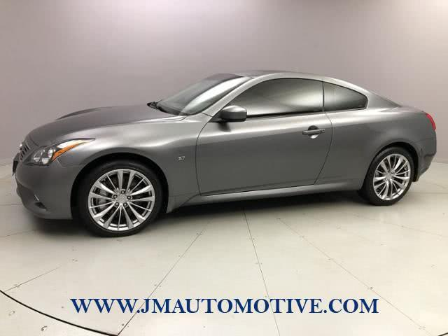 Used 2014 Infiniti Q60 in Naugatuck, Connecticut | J&M Automotive Sls&Svc LLC. Naugatuck, Connecticut