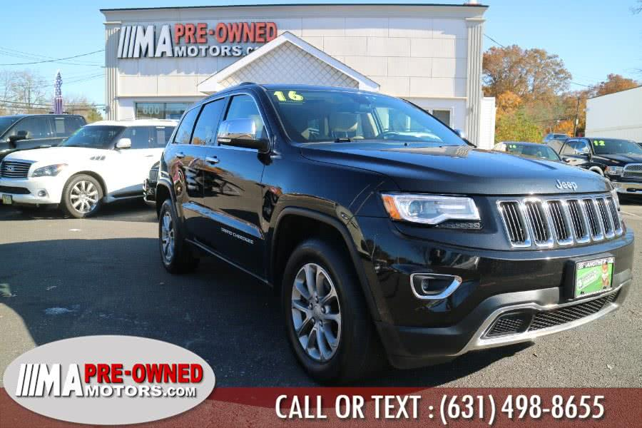 Used 2016 Jeep Grand Cherokee in Huntington, New York | M & A Motors. Huntington, New York
