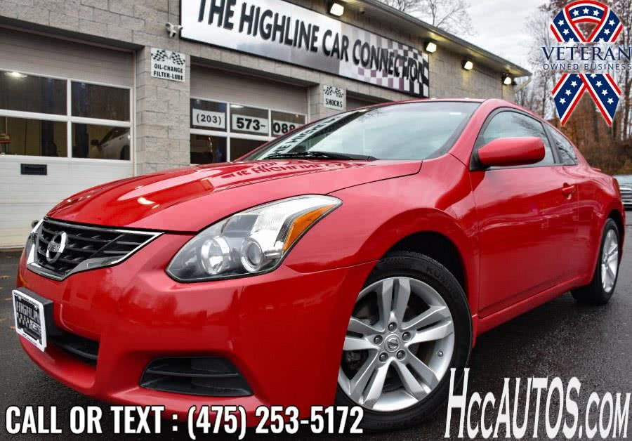 Used 2011 Nissan Altima in Waterbury, Connecticut | Highline Car Connection. Waterbury, Connecticut