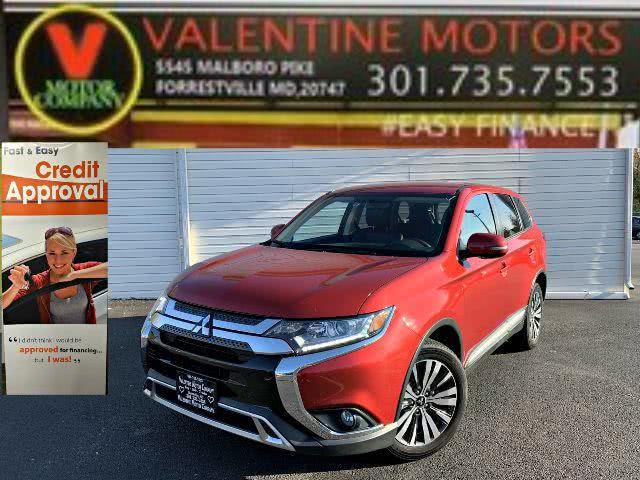 Used 2019 Mitsubishi Outlander in Forestville, Maryland | Valentine Motor Company. Forestville, Maryland