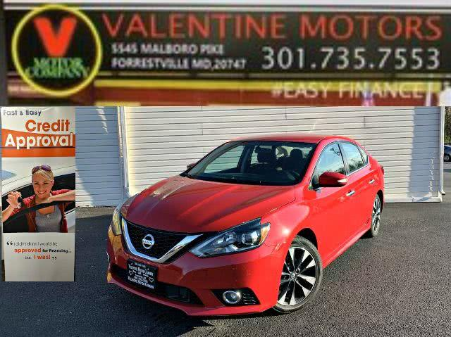 Used 2019 Nissan Sentra in Forestville, Maryland | Valentine Motor Company. Forestville, Maryland