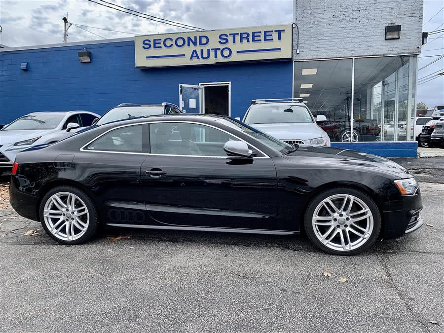 Used 2015 Audi S5 in Manchester, New Hampshire | Second Street Auto Sales Inc. Manchester, New Hampshire