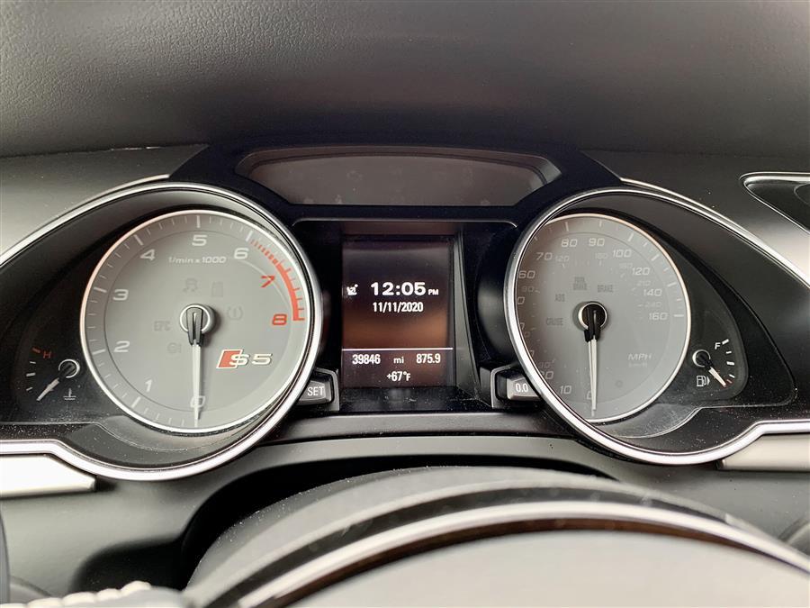 Used Audi S5 Prestige 2015 | Second Street Auto Sales Inc. Manchester, New Hampshire