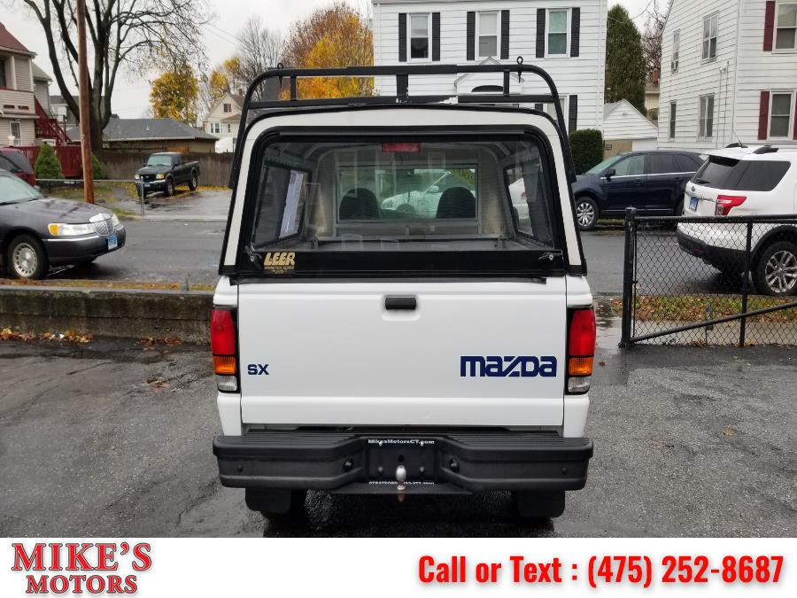 "Used Mazda B-Series 2WD Truck Reg Cab 112"" WB 2.5L Man SX 2000 